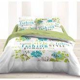 Parure Housse de Couette FASHION STYLE Comforters, Textiles, Blanket, Bedroom, Interior, Home, Style, Bedding, Bed Drapes