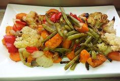 #Baked #Vegetable #Hebrew