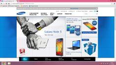 homepage samsung