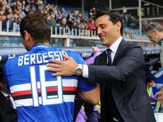 LIGAOLAHRAGA.COM - Pelatih baru Sampdoria, Vincenzo Montella, berterima kasih kepada siapapun yang terlibat dalam hal kembalinya dia ke klub yang pernah dibelanya sebagai pemain.