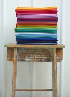 kaffe fassett shot cotton... i want it all :)