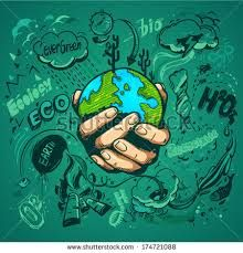 Easy Poster On Save Mother Earth