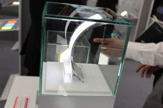 LG Display: OLED Leuchten erhellen ohne sichtbare