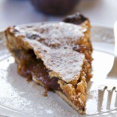 Fresh Fig Pie