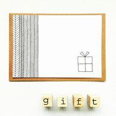 Because every gift needs a card! #sweetandmellow