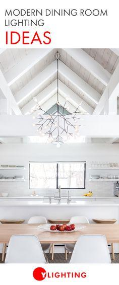 Dining Room Ceiling Lighting Ideas
