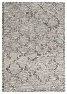 The subtle sketch on our Cayanne Rug is stylish without being overcomplicated. It's an understated, yet pretty piece for a neutral-hued space.