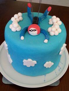 Alicia's 21 st birthday cake