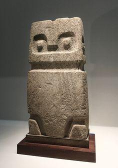 Statuette Valdivia Equateur