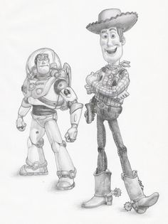 Toy Story by Candice [©2010]