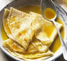 This classic French recipe is a fine way to elevate the humble pancake into a smart pudding
