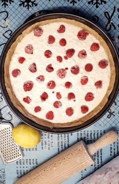 Diétás túrótorta cukor nélkül, Healthy Cake, Healthy Food, Cooking Recipes, Healthy Recipes, Sweet And Salty, Cheesecakes, Apple Pie, Food And Drink, Diet