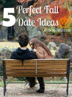 5 Perfect Fall Date Ideas from BusyBeingJennifer.com