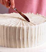 knife - 12 Cute Ways to Decorate a Cake | Shine Food - Yahoo! Shine