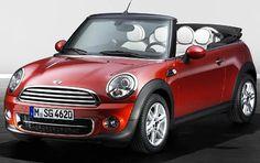 Mini Cooper <3 My next car!! Can't wait!!