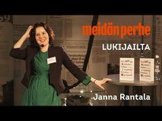 Lastenpsykiatri Janna Rantala: Äiti älä tottele