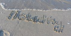 """Buy Holiday Written In Beach Sand by urbazon on VideoHive. """"Holiday"""" sign / word written in beach sand, gradually being washed away by sea waves. Holiday Writing, Holiday Signs, Sea Waves, Beach Holiday, Christmas Toys, Summer Travel, Vacation Trips, Stock Footage, Holidays"""