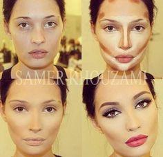 Kudos to the makeup artist I suppose!