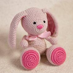 Amigurumi creations by HappyAmigurumi: NEW PATTERN: Amigurumi Bunny Pattern by HappyAmigurumi