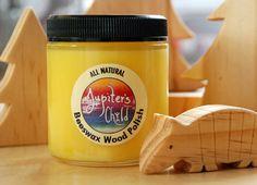 beeswax wood polish with jojoba oil