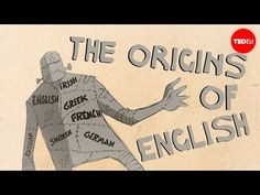 Where did English come from? - Claire Bowern - YouTube