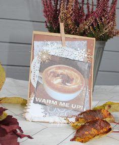 HOBBYKUNST: gaveinnpakning Ell, Warm