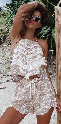 #summer #mishkahboutique #outfits | Austin Set