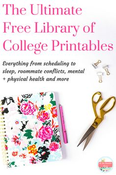 Get more organized in every aspect of your life with the ULTIMATE free library…