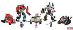 Kre-o Transformers - Battle for Energon set
