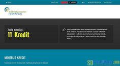 Dasbor akun online survey Android/IOS MobileXpression | SurveiDibayar.com