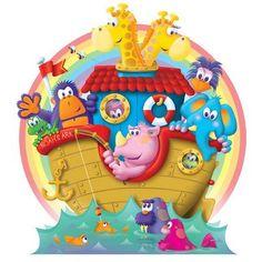 Imágenes del Arca de Noé. | Ideas y material gratis para fiestas y celebraciones Oh My Fiesta!