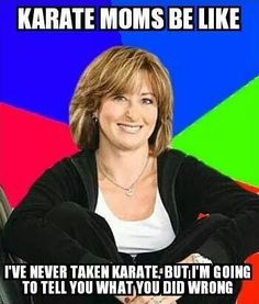 Sport karate memes. Facebook. Martial arts humor #McDojo #McDojoLife www.Facebook.com/McDojoLife
