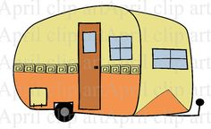 camper clip art | Hostted