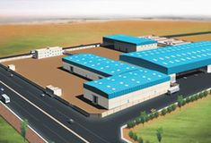 Steel Structure & Cladding Installer, Fire-Proof Companies in UAE offer cladding works, fireproof applicator, waterproofing maintenance Companies, water-leak test for roofing Steel Companies, Steel Structure, Cladding, Warehouse, Basketball Court, Chess, Business, Water, Tech