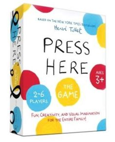 Press Here Game
