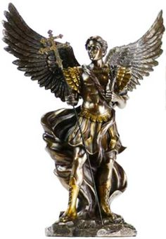 Saint Raphael the Archangel Prayer | archangel st sealtiel statue 8 archangel st sealtiel also known as st ...