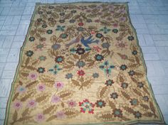 vintage suzani for wall hanging by nazarhometextiles on Etsy