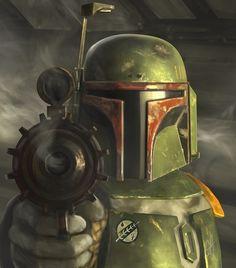 Star Wars art by Raymond Swanland Check out my... - StuffNThings