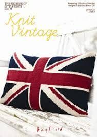 Sirdar 0421 The Big Book of Little Knits - Knit Vintage (book) Sirdar Knitting Patterns, Knitting Designs, Crochet Designs, Knit Patterns, Crocheting Patterns, Knitting Books, Vintage Knitting, Minerva Crafts, Vintage Theme