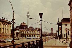 BERLIN 1973 Unter den Linden | by streamer020nl