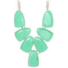 Kendra Scott Harlow Necklace ($195) ❤ liked on Polyvore