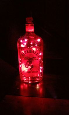 New Fireball Lamp!