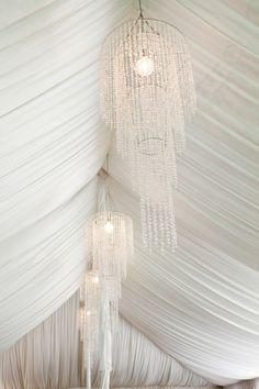 wedding chandelier !