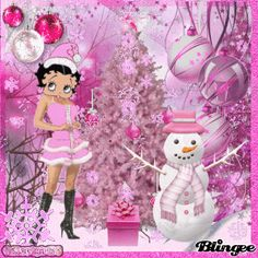 Betty Boop Pictures made by Carrie Pfundstein at Blingee.com