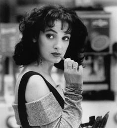 """""""So, are you a Heather?"""" """"No. I'm a Veronica."""" Winona Ryder in Heathers"""