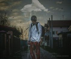 Selfrain - internal feelings by Piroshki-Photography.deviantart.com on @DeviantArt