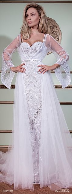 Idan Cohen 2016 Wedding Dress