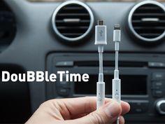 DouBBle Time Reduce el tiempo de carga de la batería de tu teléfono