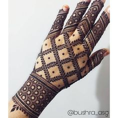 Best Indian Mehndi Designs - Mehndi or Henna is a form of body art based on dyes prepared from the plant called Lawsonia inermis. It is an immensely famous and widely used technique for adorning the body.