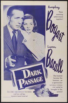 Best Film Posters : Dark Passage
